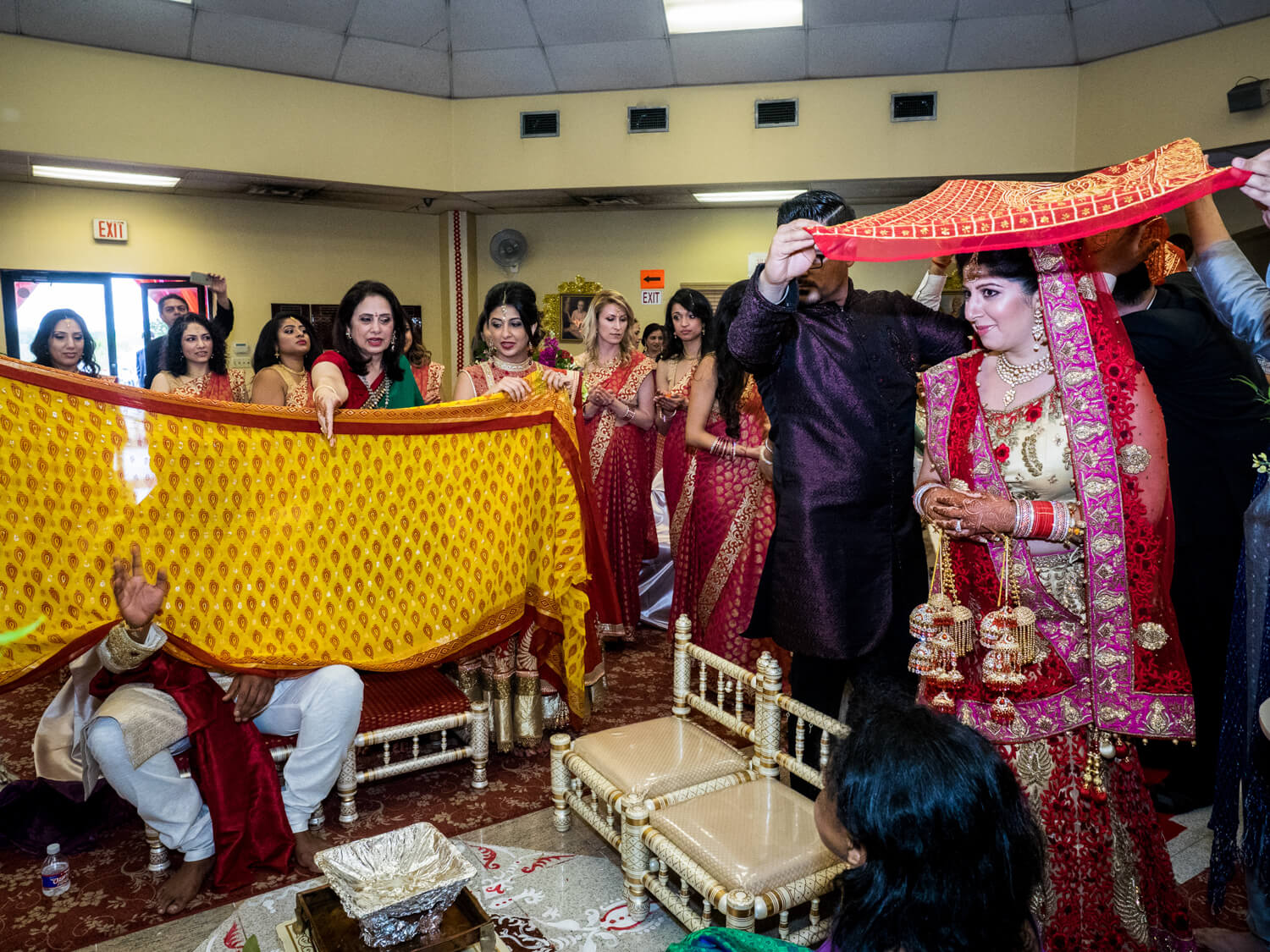 houston hindu wedding photography